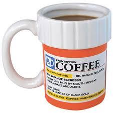 Coffee Cup prescription mug pill bottle coffee cup pharmacy 12 oz rx big