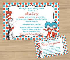 dr seuss hat template free custom dr seuss baby shower invitations ba shower invitations
