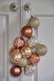 Black Christmas Tree Uk - 40 best rose gold copper and black christmas tree decorations