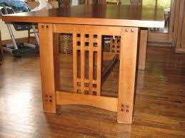 Arts And Crafts Dining Room Furniture And Crafts Dining Room Table