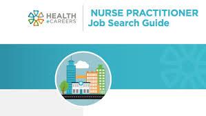 nurse practitioner career center health ecareers