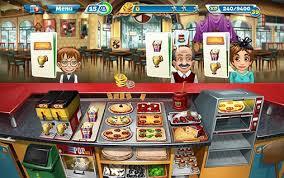 jeu de cuisines cooking fever pour android à télécharger gratuitement jeu fièvre de