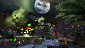 world of warcraft halloween background an mmo halloween retrospective friends ghosts and ghouls across