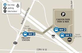 transit centers and parking