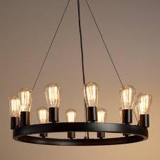 chandelier rustic chandelier led pendant lights home depot