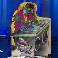 90s Theme Party Decorations Hip Hop Hustle Theme Kit Stumps