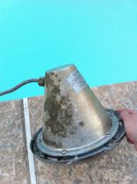 how to change a pool light replacing a pool light fixture light fixtures how to replace a