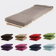 futon mattress single futon mattress double and three seater