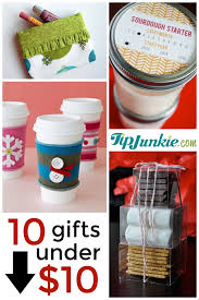 christmas gifts 10 cheap presents for christmas 10 to make that are useful and