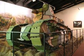 french renault tank u s army center of military history featured artifact