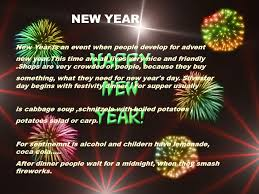 what to buy for new year merry christmas and happy new year ppt