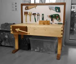 Proper Woodworking Bench Height by Workbench Height Decor Best House Design Comfortable Workbench
