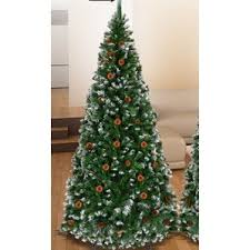Large Outdoor Christmas Decorations Nz by Flocked Christmas Trees You U0027ll Love Wayfair