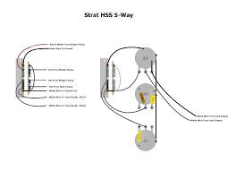 fender hss stratocaster wiring diagram marvelous contemporary best