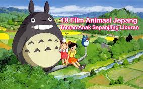 film kartun anak sekolah 10 film animasi jepang teman anak sepanjang liburan jagat review