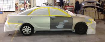 Dent Repair Estimate by Overtons Aberdeen Southern Pines Pinehurst Nc Auto