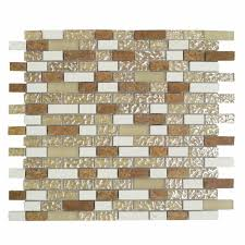 Marble Mosaic Tile Alloy Series Golden Gate 1 2x2 Glass Tiles Tilebar Com