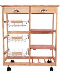 kitchen trolley island don t miss this deal on ktaxon rolling wood kitchen trolley island
