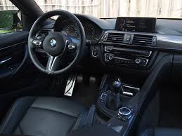 Bmw M4 Interior Review 2015 Bmw M4 Coupe Canadian Auto Review