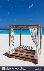 Sandy Beach White Bedroom Furniture Lounge Stock Photos U0026 Lounge Stock Images Alamy