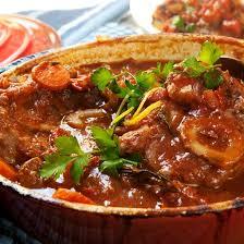 cuisiner le veau en cocotte recette veau marengo facile