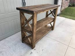build a console table 20 amazing diy console tables the handyman s daughter