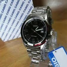 Jam Tangan Casio jual jam tangan casio original standard type mtp 1215a 1a jam tangan
