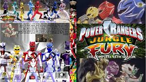 power rangers jungle fury complete season 16 gattison13
