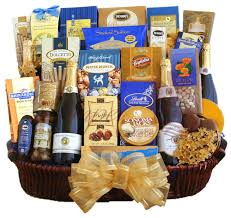 gourmet gift baskets grand gourmet extravaganza gourmet gift basket by pompei baskets