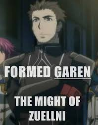 Garen Memes - formed garen the might of zuellni league of legends know your meme