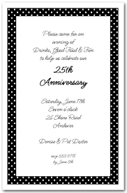 polka dot invitations white dots on black invitations