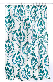 Peacock Curtains Medallion Shower Curtain In Peacock Everything Turquoise