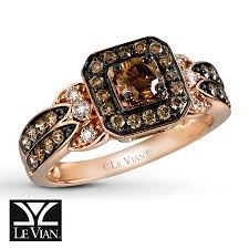 jared jewelers locations chocolate diamonds ring 3 4 ct tw round cut 14k gold stock number