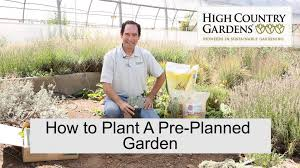 pre planned gardens and collections garden design high country