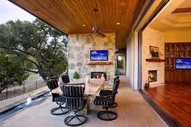 country living house plans house plan portfolio texas hill country outdoor living home