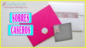 how to make an envelope diy homemade envelopes luisa