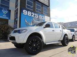 mitsubishi adventure modified mitsubishi triton mag wheels triton rims u0026 tyre packages online
