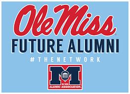ole miss alumni sticker ole miss alumni association