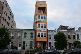 spite house boston washington dc skinny building skinny buildings pinterest