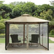 Cabin Style Better Homes And Gardens Canal Drive Cabin Style Gazebo 11 U0027 X 11
