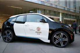 bmw beats tesla in bid to supply los angeles with electric police
