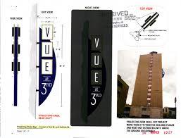 A Place Vue Barrington Place Changes Name To Vue Plans New Signage