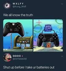 Playstation Meme - playstation controllers feel weird in my opinion meme xyz