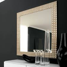 Wood Frames For Bathroom Mirrors - impressive bathroom mirror frame ideas for house design plan with