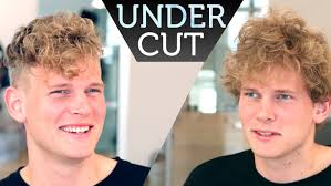 undercut long curly hair undercut with curls and texture on top i men u0027s hair inspiration