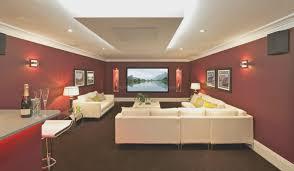 interior design simple home theater interior artistic color