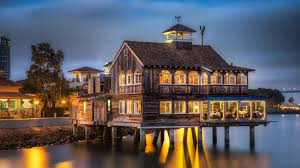 houses wonderful restaurant stilts san diego gdr california wood