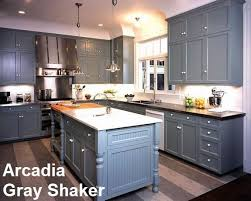 Home Interiors Collection by Glide Lock Home Interior Collection Arcadia Gray Shaker Wall