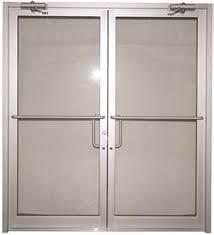 Exterior Glass Door Top Exterior Glass Door On Steel Front Entry Doors Installation