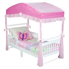 Pink Canopy Bed Bed Canopy Target